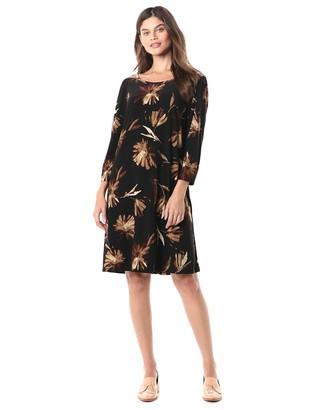 Tommy Hilfiger Women's Jersey Quarter Sleeve Dress