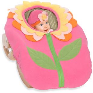 Bed Bath & Beyond Snugaroo™ Car Seat Cover - Flower