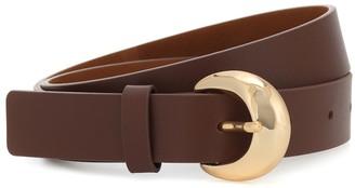 REJINA PYO Moon leather belt