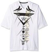 Sean John Men's Big and Tall Short Sleeve Liberation T-Shirt
