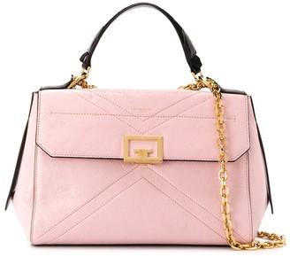 Givenchy ID medium cracked shoulder bag