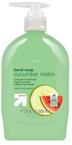 up & up Cucumber Melon Hand Soap - 11.2 oz
