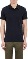 Theory Men's Dennison Polo Shirt-NAVY