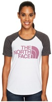 The North Face Short Sleeve Half Dome Baseball Tee