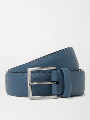 Andersons 3.5cm Full-Grain Leather Belt