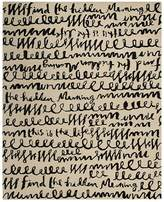 Kate Spade Gramercy Hidden Meaning Area Rug, 2' x 3'