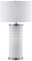 Nova Lighting Flora Linen Table Lamp