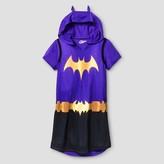DC Super Hero Girls Girls' DC Super Hero Girls® Batgirl Nightgown - Purple