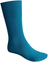 Falke Airport Socks - Wool-Cotton, Crew (For Men)