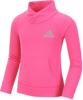 adidas Little Girls' Athletic Fit Pullover Top