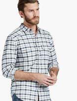 Lucky Brand Textured Martin Western Shirt