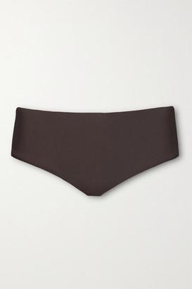 Anémone Bikini Briefs - Chocolate