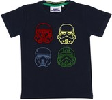 Star Wars Fabric Flavours COTTON JERSEY T-SHIRT
