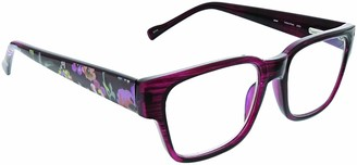 Vera Bradley Women's Jessa Rectangular Reading Glasses
