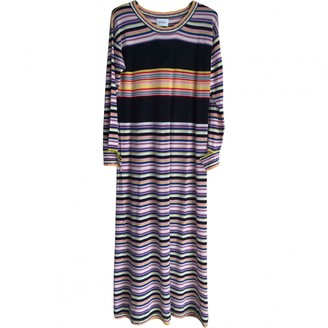 Barrie Multicolour Cashmere Dress for Women