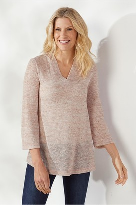 Soft Surroundings Maisie Pullover
