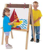 Jonti-Craft Write-n-Wipe Double-Sided Board Easel