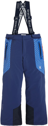 Stefano Ricci Boys' Ski Pants with Suspenders, Sizes 10-14