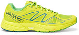 Salomon Sonic Aero Running Sneakers - Yellow