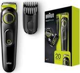 Braun BeardTrimmer BT3021