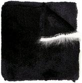 Sonia Rykiel contrast trim scarf
