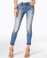 American Rag Ripped Rockaway Wash Skinny Jeans, Only at Macy's