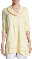 Neon Buddha Neighborhood Jersey Tunic, Butter