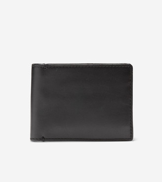 Cole Haan GRANDSERIES Leather Bifold With Removable Pass Case