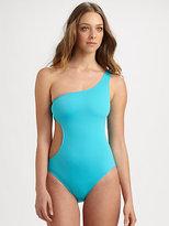 Milly One-Piece Guana Swimsuit