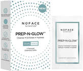 NuFace Prep-N-GlowTM Cleansing & Exfoliating Cloths 5-Pack