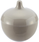 Container Store Taupe Serenity Canister