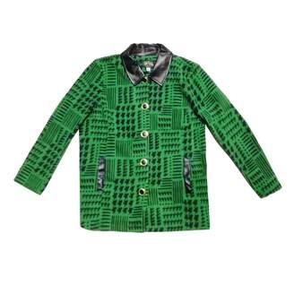 Bob Mackie Green Jacket for Women Vintage
