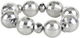 M&F Western - Silver Bead Bracelet (Silver) - Jewelry