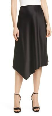 Alice + Olivia Jayla Asymmetrical Skirt