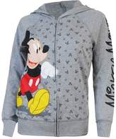 Disney Juniors Mickey Mouse Walk Hard Sweatshirt Heathered