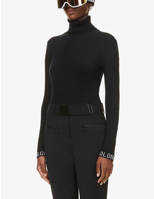 Goldbergh Mira turtleneck knitted jumper