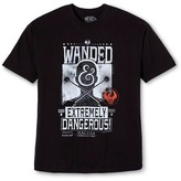 Bioworld Fantastic Beasts® Men's Big & Tall Wanded & Extremely Dangerous T-Shirt Black