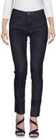 Les Copains Denim pants - Item 42594571