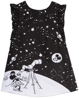 Pippa Pastourelle By And Julie x Disney(R) Mickey & Minnie Mouse Shift Dress (Toddler Girls & Little Girls)