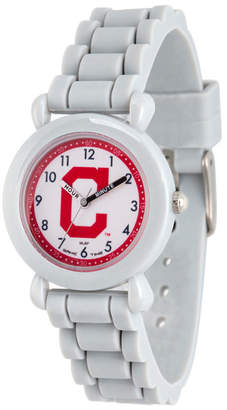 EWatchFactory Gametime Mlb Cleveland Indians Kids' Gray Plastic Time Teacher Watch