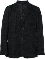 Issey Miyake textured blazer