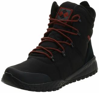 Columbia Men's Fairbanks Omni-Heat Waterproof Boot Snow