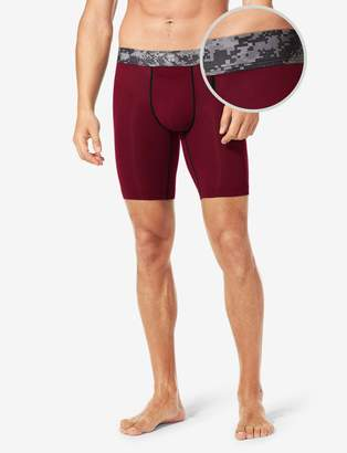 Tommy John Air Mesh Boxer Brief, Camo Waist