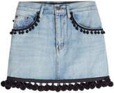 Marc Jacobs Pom Pom Mini Skirt