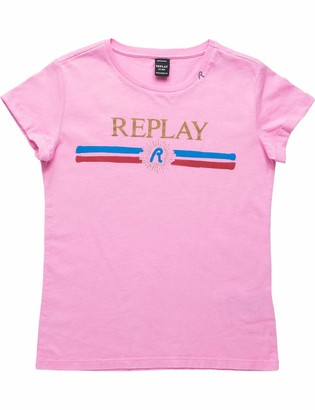 Replay Girls' SG7491.055.22536P T - Shirt