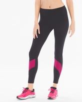 Soma Intimates Leggings with Mesh Details