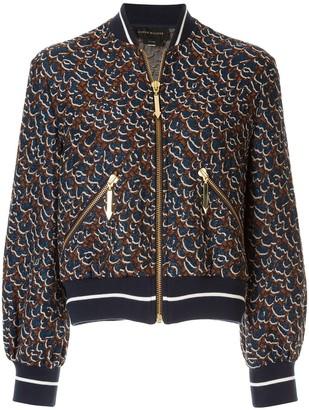 Karen Walker Glitter Animal Jacket