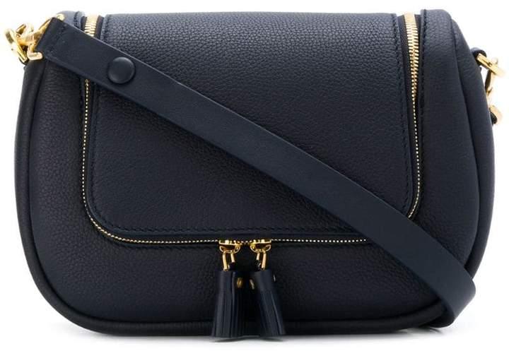 Anya Hindmarch double zip shoulder bag