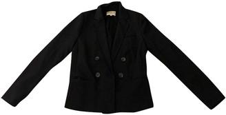 Essentiel Antwerp Black Polyester Jackets