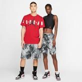 Nike Unisex Jordan Jumpman Allover Printed Knit Shorts